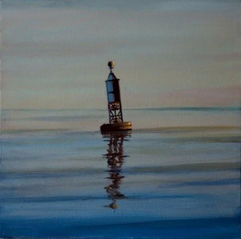 """Buoy,"" by Frederic Kellogg"