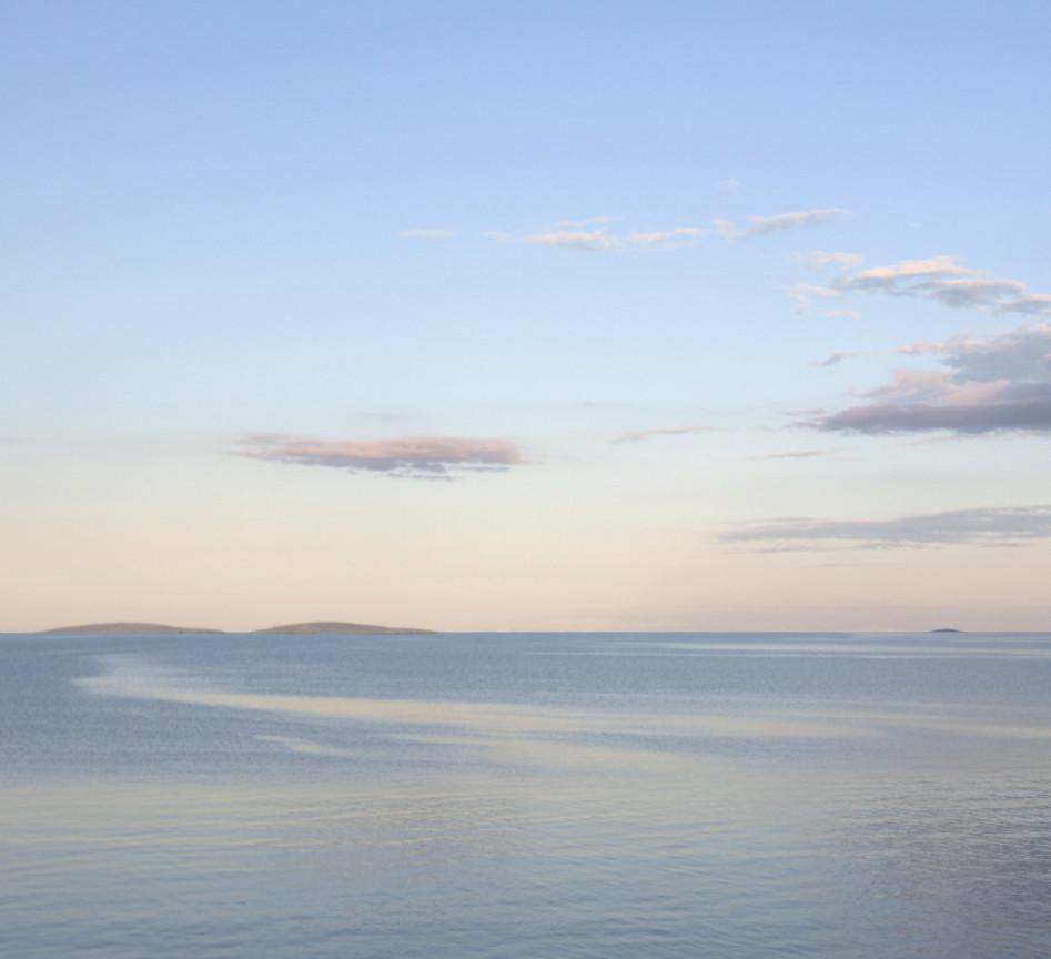 """Gaylen Morgan, """"Luminous Seas"""""""