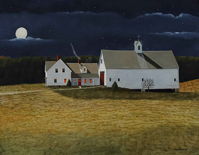 "Marieluise Hutchinson, ""Moonrise"""