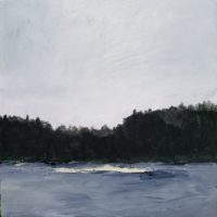 Jenny Wilson Louds Island 2016 acrylic on canvas 24 in x 24 in.jpg
