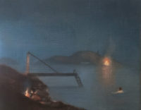 Anneli Skaar, Midsummer Swim