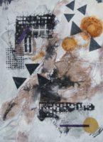 Carol Michaud, Wings of Freedom, 18 X 24, Mixed Media
