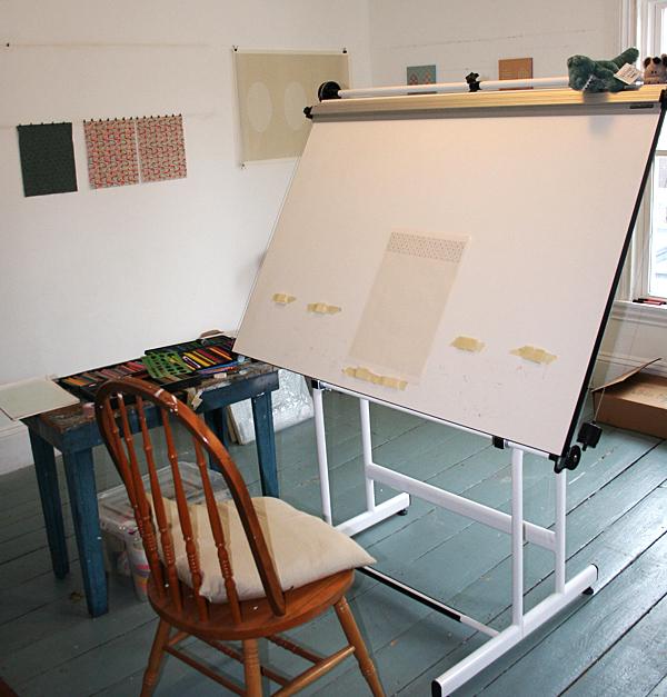 CMCA Open Studio blog-Kate Russo