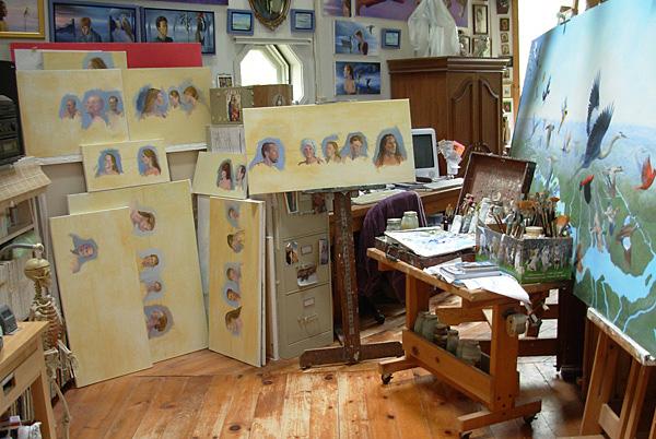 Sandra Stanton_CMCA Open Studio Blog