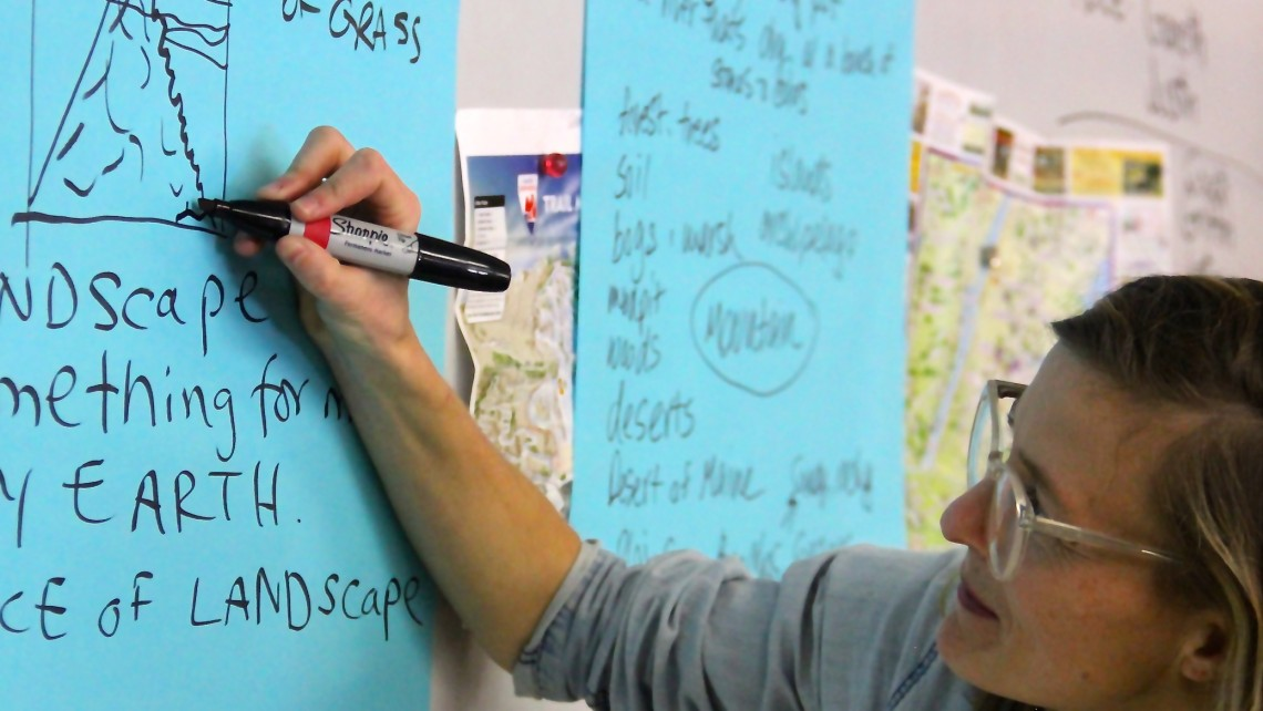 CMCA LEAPS MAPPING LOCAL LANDSCAPES