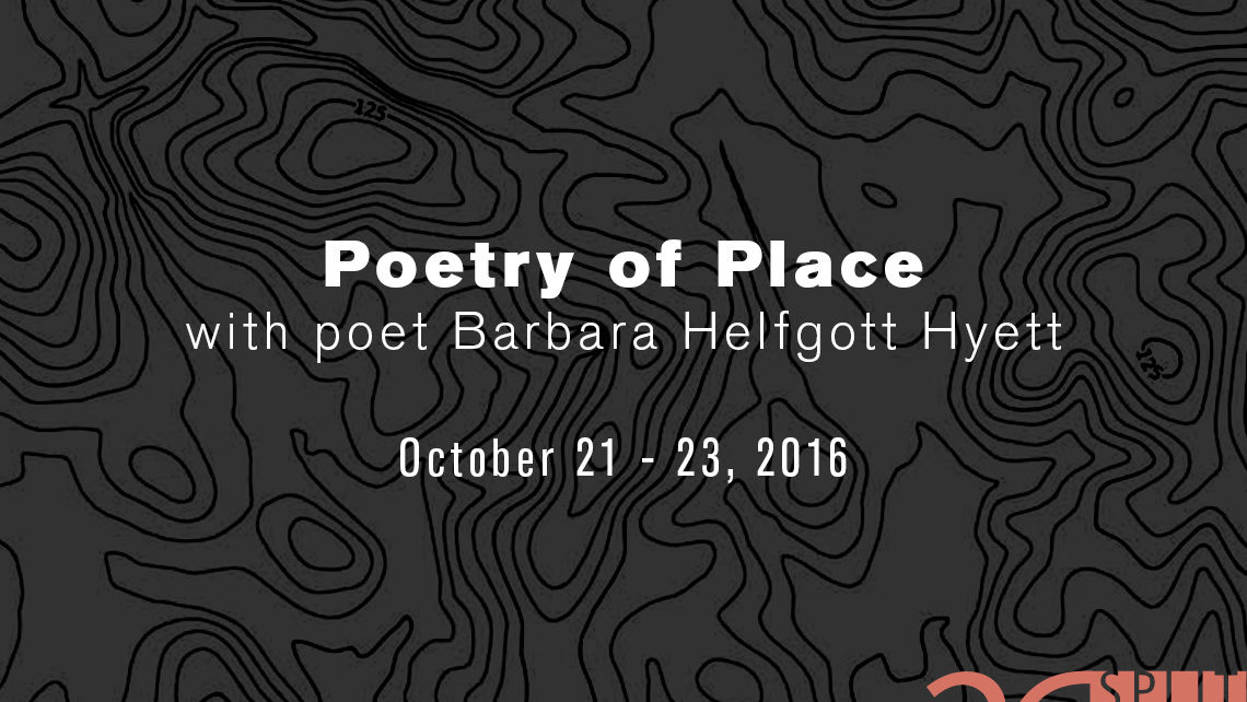 2016 Split Rock poetry of place