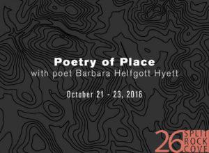 2016 Split Rock poetry of place