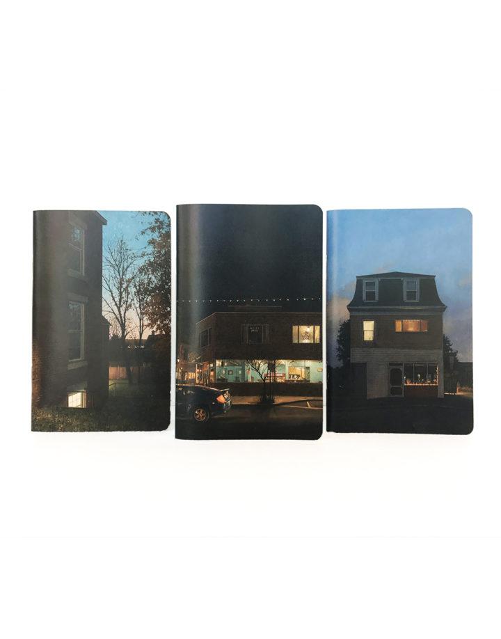 Linden Frederick | Night Stories mini notebook set