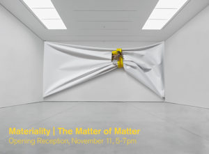 Materiality | The Matter of Matter
