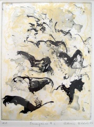 """""""Emergence #2,"""" by Alison Hildreth"""