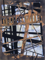 "Chris Beneman, ""High Line Genesis"""