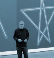 Michael Winkler in Studio, 2013, Rotterdam, NL