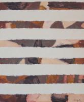 "Mark Little, Untitled, 2016, 42 x 35"""