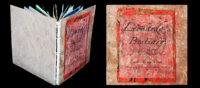 """Leonardo's Bestiary,"" 2015, Cover, 12 x 12"""