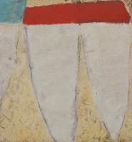 "Mark Little, Untitled, 2016, 23 x 21"""