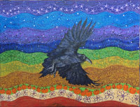 McKinney, Raven, 2016, 12x15