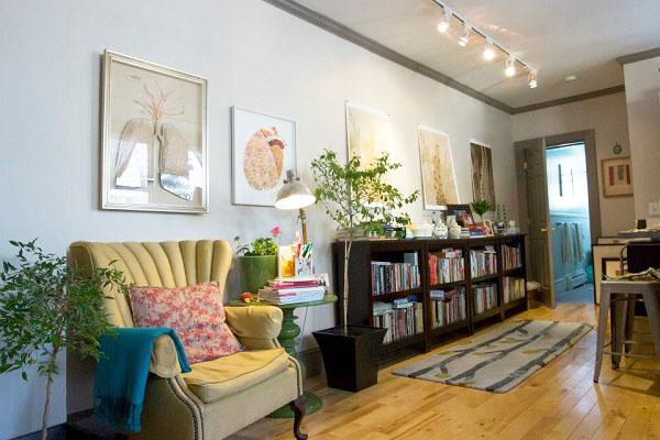 Kimberly Crichton studio-CMCA Open Studio Blog