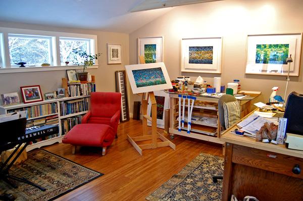 Bob Richardson-Open Studio
