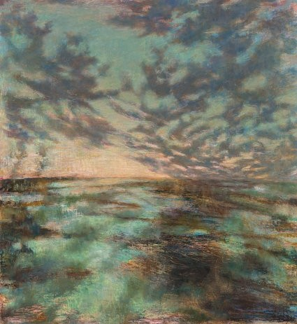 CMCA Mary Armstrong Trophosphere Exhibition-Bellini's Landscape