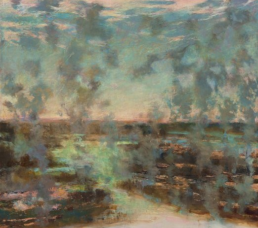CMCA Mary Armstrong Troposhere Exhibition-Bellini's Landscape