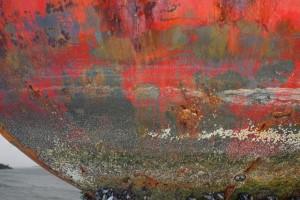 "Jeffery Becton, ""Soft Chine,"" 2014, digital montage, 20 x 30 in."