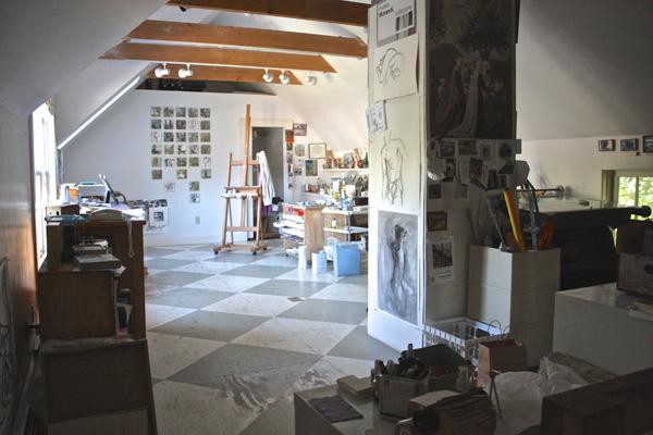 Winter Studio