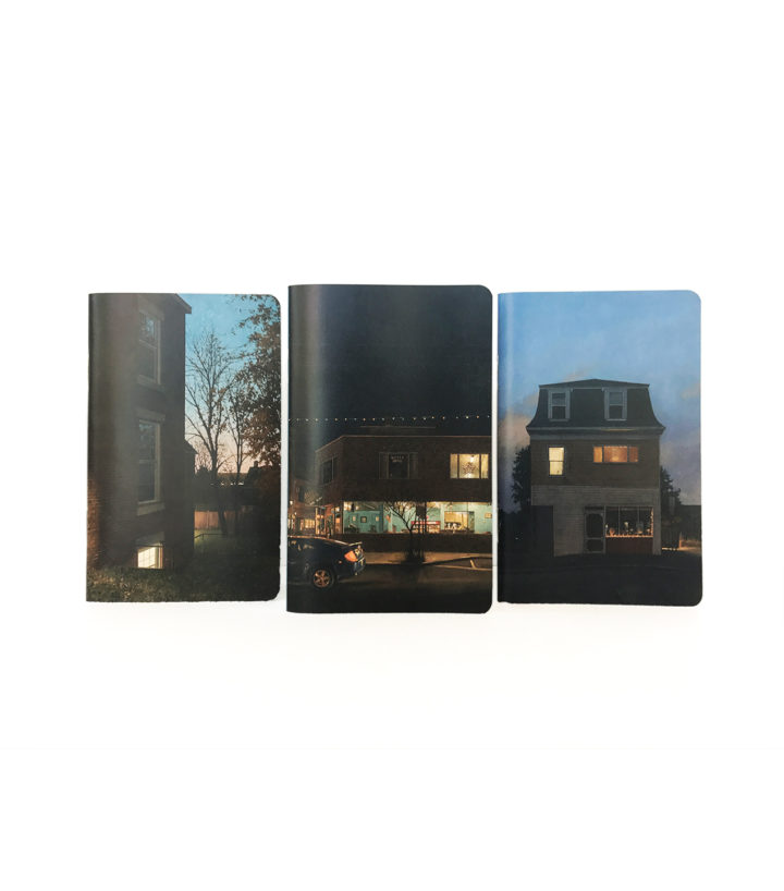 Linden Frederick | Night Stories mini notebook set