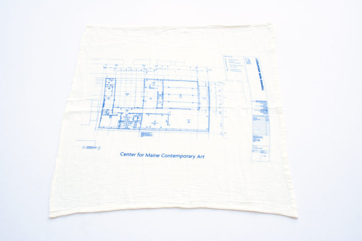 CMCA | Napkin Tea Towel